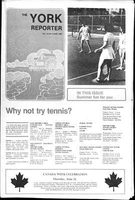 York Reporter (1971), 1 Jun 1980