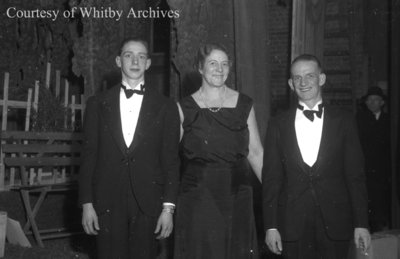 All Saints AYPA Minstrel Show, December 1939
