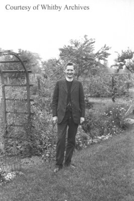 Reverend Douglas B. Langford, October 3, 1939