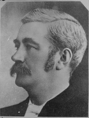 John Alexander McGillivray, c. 1902.