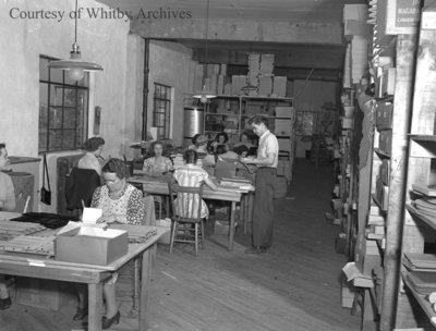 William J. Anderson Company, October 17, 1947
