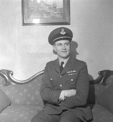 George Haney Elms, c.1945