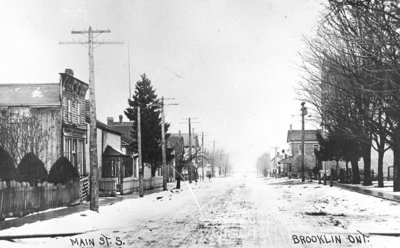 Main Street South, Brooklin, Ont.