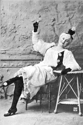 Flora Irwin, 1893
