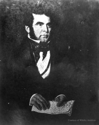 Portrait of Peter Perry, 1836