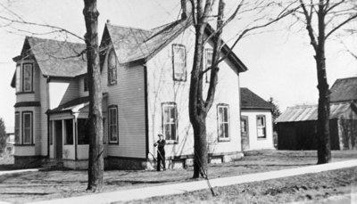301 Colborne Street East, c.1927