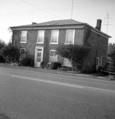 Spurril House, October 1961