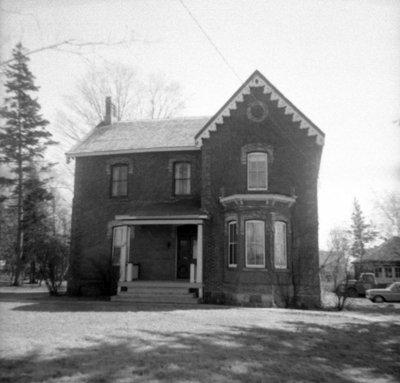 John M. Lowes Residence, 1969