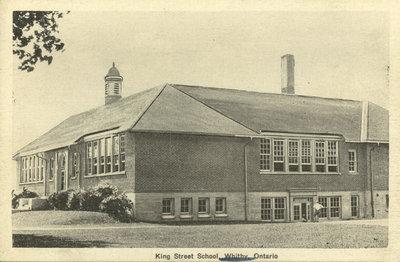 King Street School, c.1925