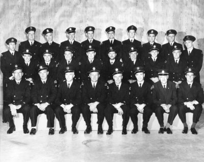 Whitby Fire Department, 1966
