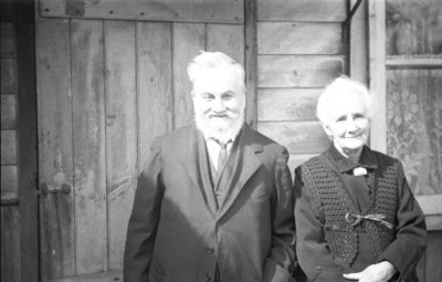 James and Emma Dalby, 1936