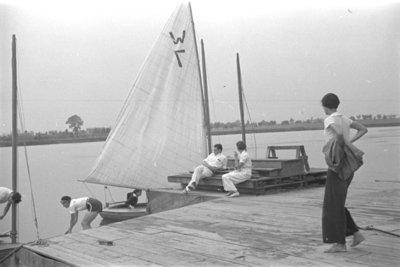 Whitby Yacht Club, 1936