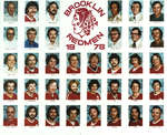 Brooklin Redmen Senior A Lacrosse Team, 1978
