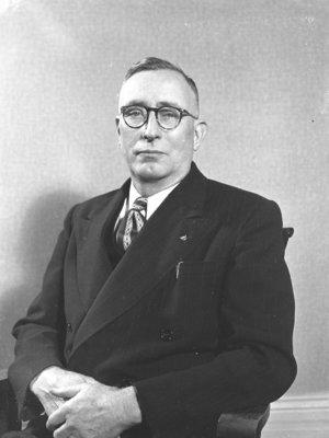 William Davidson, 1949