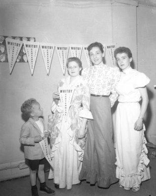 Centennial Costumes, 1955