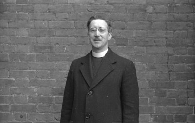 Rev. Edwin Adye, 1938