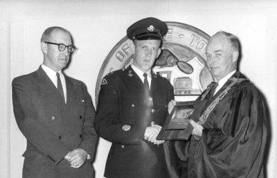 Award Presentation, 1965