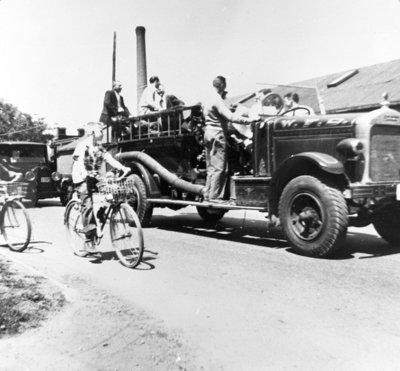 Coronation Parade, 1953