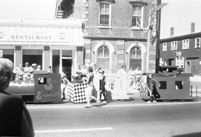 County Town Carnival Parade, 1972