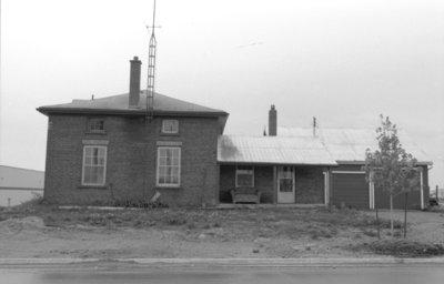 Thomas Park (Crawforth) House, 2006