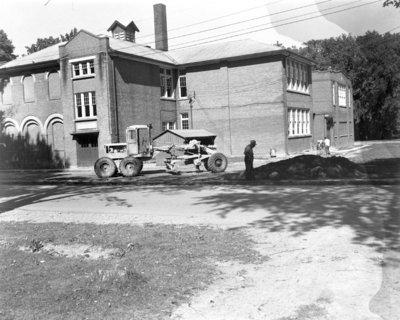 Colborne Senior Public School, 1955