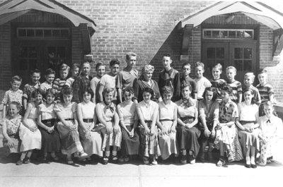 Dundas Street School Class, c.1950