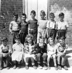 Sinclair School Grade 2 Class, 1954