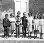 Sinclair School Grade 3 Class, 1954