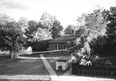Colborne Street School, c.1955