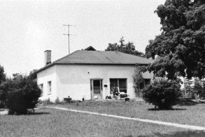 Dufferin Street School, 1975