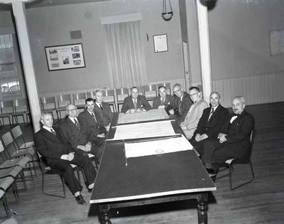 Whitby Planning Board, 1955