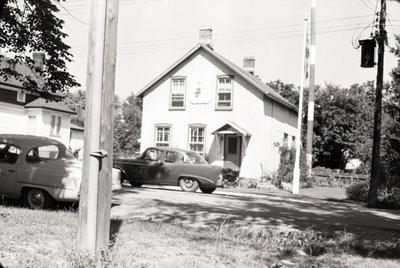 Ontario Provincial Police Headquarters, 1958