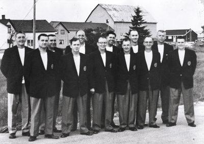 Garrard Road Fire Department, 1959