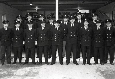 Garrard Road Fire Department, 1960