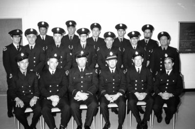 Whitby Fire Department, Brooklin Branch, 1972