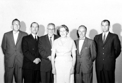 Whitby Town Hall Building Committee, 1960
