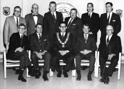 Whitby Town Council, 1968