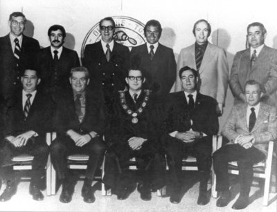 Whitby Town Council, 1973