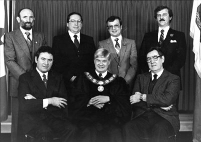 Whitby Town Council, 1982-1985