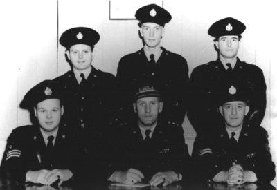 Whitby Police Department, 1955