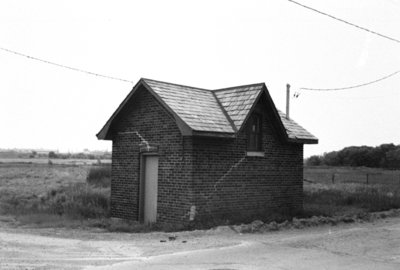 Water Pumphouse, 1978