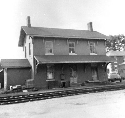 Uptown Station, 1965