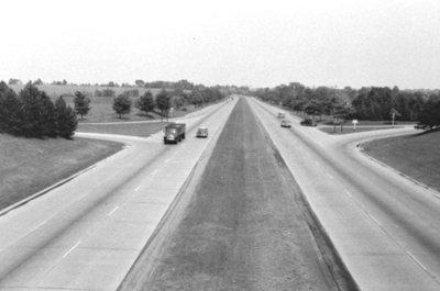 Highway 401, 1958