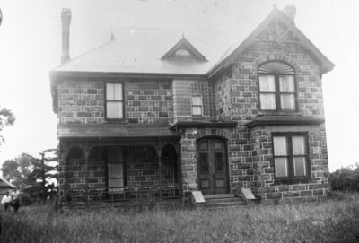 Residence of Jeremiah Lick, 1950