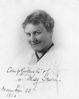 May Irwin, 1916