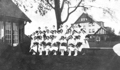 Nursing Graduating Class, 1931