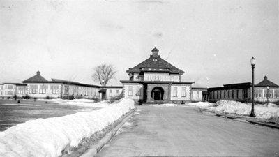 Ontario Hospital Administration Building, ca.1929