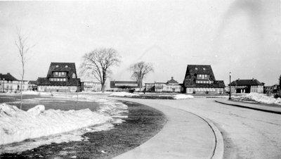 Nurses' Residences, ca.1929