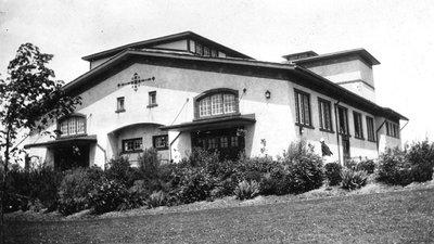 Recreation Hall, ca.1930