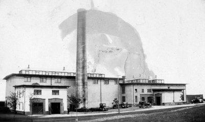 Ontario Hospital Power House, 1928